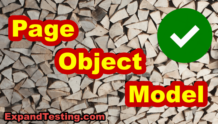 Comprendre le pattern Page Object Model